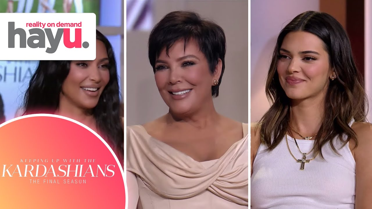 Kris Jenner Reveals Who is the Easiest Kid to Manage   Season 20   Keeping Up With the Kardashians
