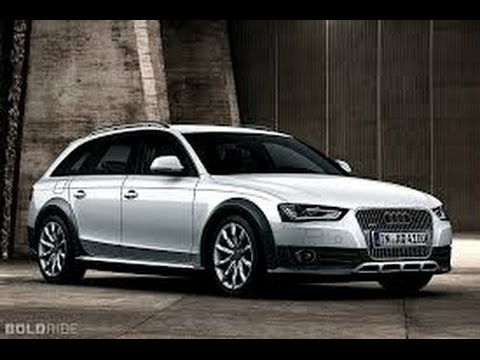 audi a4 allroad b8 avant redesign 2016 youtube. Black Bedroom Furniture Sets. Home Design Ideas