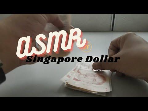 Singapore Dollar count : ASMR