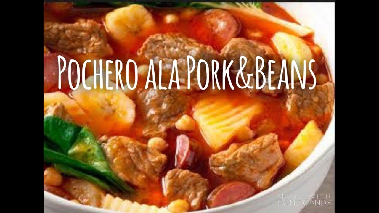 how to cook pork pochero