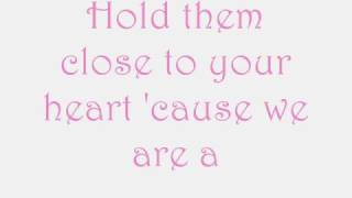 Ordinary Miracle---Sarah McLachlan---W/Lyrics