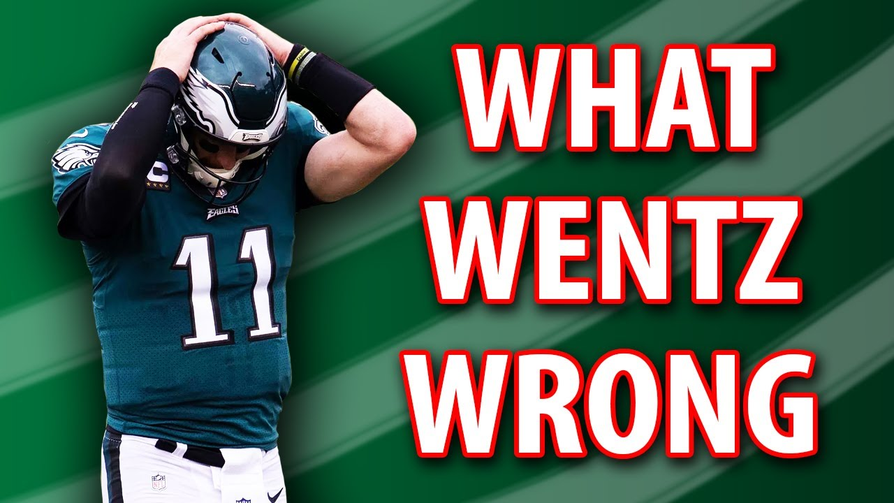 The Depressing Reality of Carson Wentz - download from YouTube for free