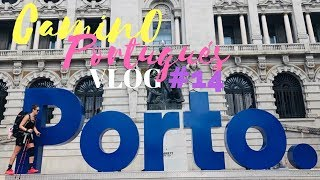 #14 - Walking, washing & drinking port in Porto!!