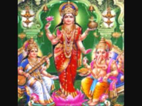 Maa Laxmi Stuthi Diwali Pooja Youtube
