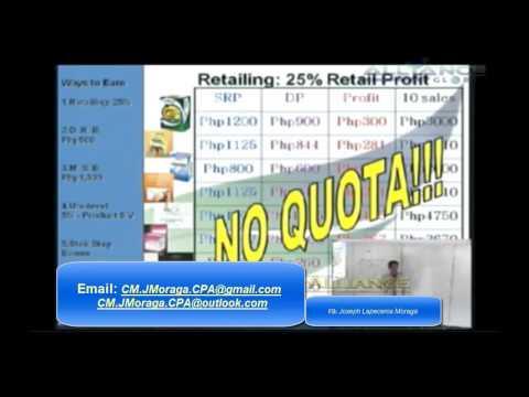 Aim Global Business Presentation By Mr  Adrian Del Rosario