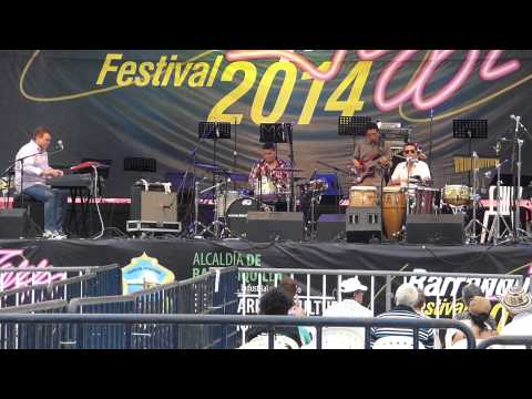 New advance Jazz- Concierto Completo Barranquijazz 2014 Plaza de la paz