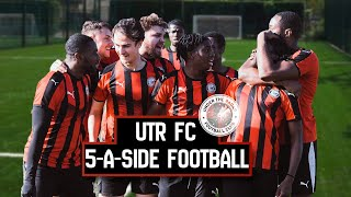 Under The Radar FC - PLAYING IN A 5 -A-SIDE TOURNAMENT!