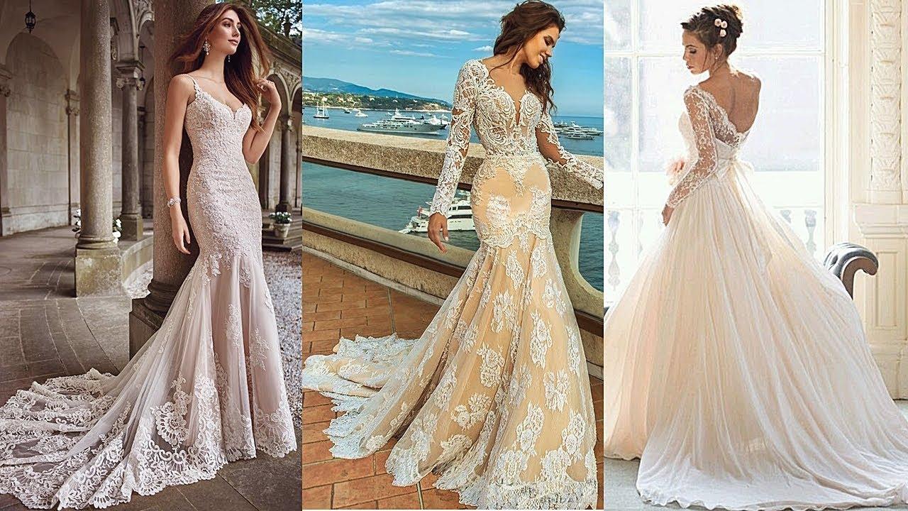 Los Mejores Vestidos De Novias 2018
