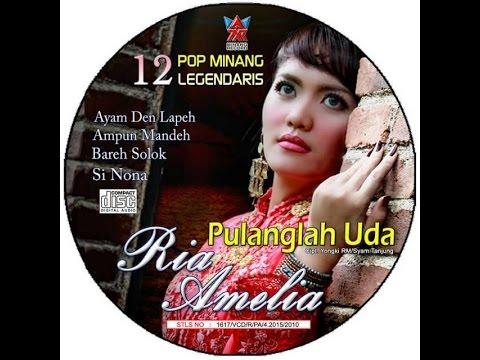 Lagu Minang Sedih Dari RIA AMELIA  -  AMPUN MANDEH
