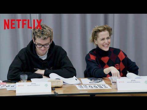 Les Acteurs De SEX EDUCATION Découvrent Le Scénario De La Saison 2 | Netflix France