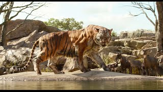 """Intro to Shere Khan"" Clip - Disney"