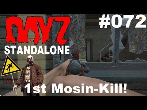 DayZ Standalone * PVP Mosin-Kill in Elektro! * DayZ Standalone Gameplay German deutsch