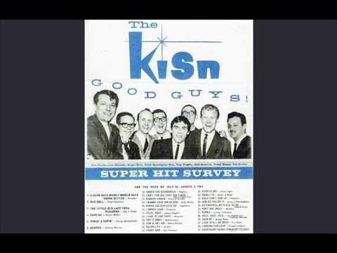 KISN 91 AM The Real Don Steele One Hour Sound Check Broadcast July 1964