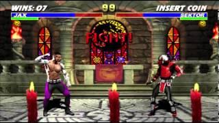 mortal kombat 3 (arcade) jax playthrough thumbnail