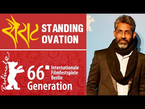 SAIRAT Gets Standing Ovation At 66th International Berlin Film Festival | Marathi Movie 2016