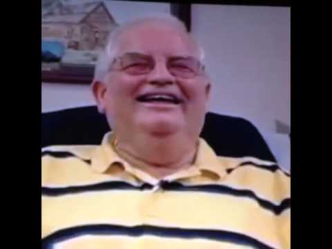 Funny laughing old man - YouTube
