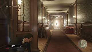 Mafia Definitive Edition - The Saint and The Sinner: Reach The Manager's Office PS4 Gameplay (2020)