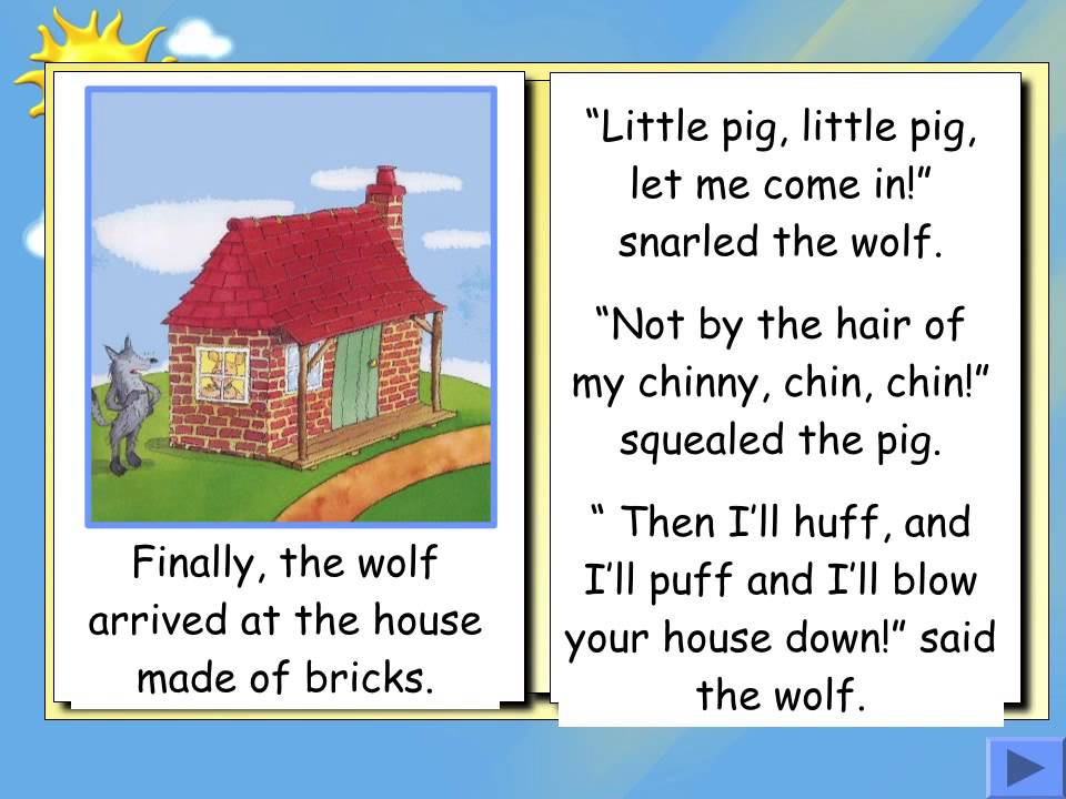 [PDF] The Three Little Wolves and the Big Bad Pig Book by Eugene Trivizas Free Download (32 pages)