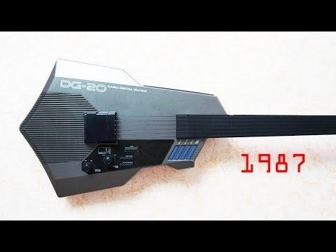 Casio DG 20