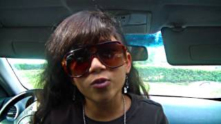 baby kaely 7 yr old kid rapper omg rapping in car here i go