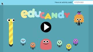 Educandy Tutorial   Create Customized Educational Games