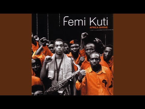 femi kuti bring me the man now