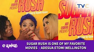The Sugar Sisters - Adesua And Bisola, Cracked Us Up On Entertainment Splash