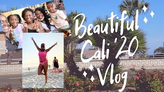 CALIFORNIA VACATION 2020 VLOG| Beyonce The Lion King: The Gift Inspired