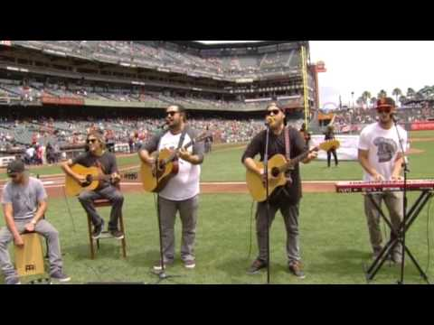 Falling (Acoustic) - IRATION 2014-07-12 @ SF Giants