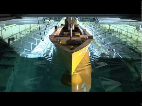 QinetiQ Ship Tank