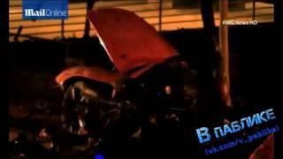 Труп Пола Уокера вытаскивают из сгоревшего Porsche