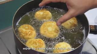 Jamaican Fried Dumplings recipe