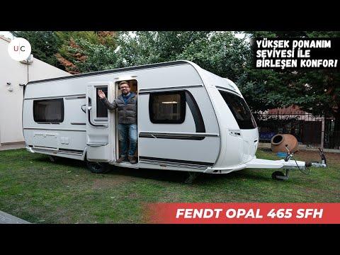 Fendt Opal 465 SFH | U CARAVAN | KARAVAN TANITIMI