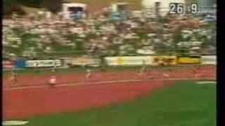 Marita Koch Women's 400m World Record