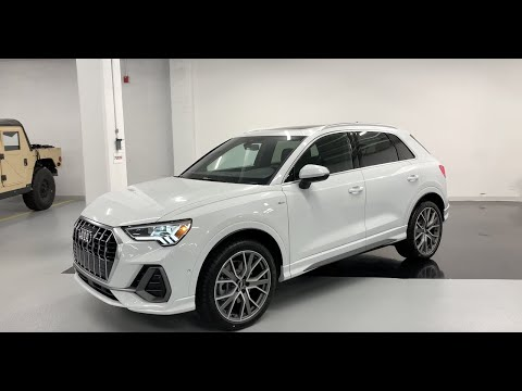 2019 Audi Q3 Technik S-Line - Park Assist Demo + Walkaround