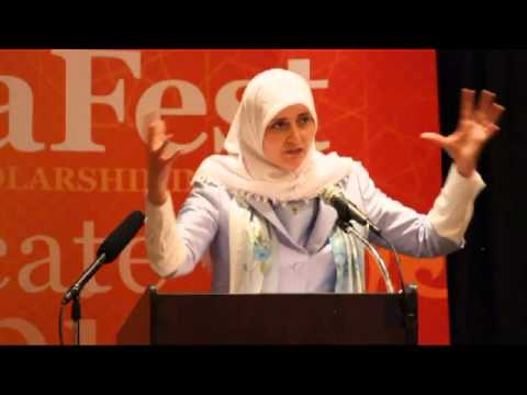Shaykha Fest 2013: Fitting In, Standing Out By Ustadha Sarah Joseph