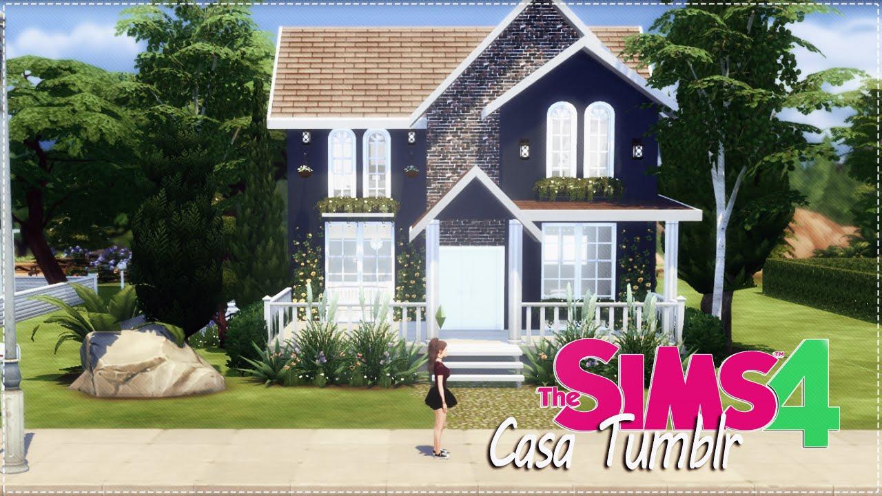 The sims 4 casa tumblr youtube for Fotos de piletas en casas