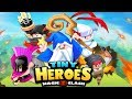 Tiny Heroes - Magic Clash NEW Fairy Hero! | New Android Gameplay 2018