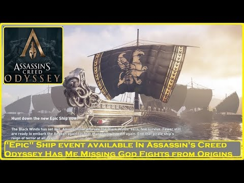"""Assassin's Creed® Odyssey - """"Epic"""" Ship Weekly Event thumbnail"""