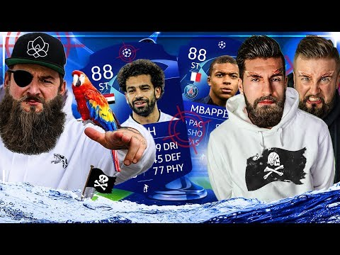 FIFA 18 | BATTLESHIP WAGER EXTREME 2.0 ? | CHAMPIONS LEAGUE Edition vs Tisi Schubech thumbnail