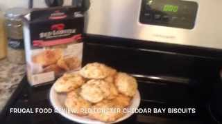 Frugal Food Review: Cheddar Bay Biscuits