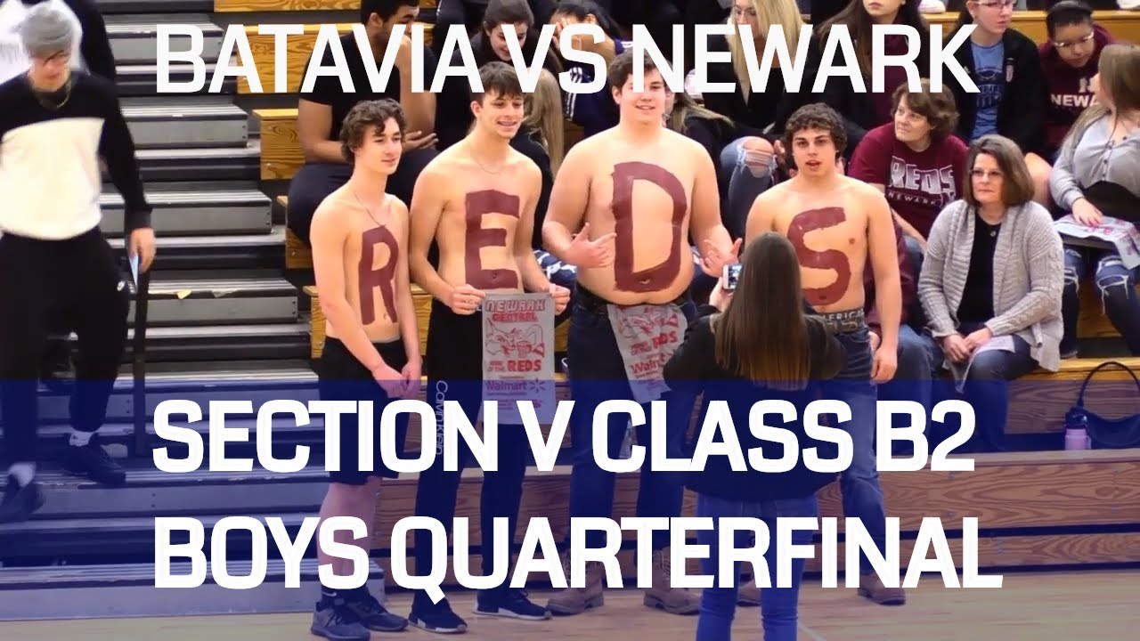 Batavia vs. Newark .::. Section  V Class B1 Quarterfinal on FL1 Sports (Video Replay)