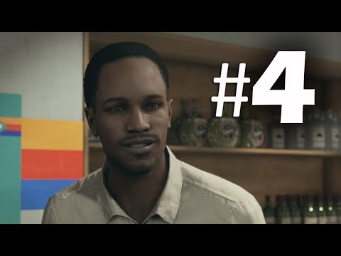 Detroit Become Human Part 4 - Ralph - Gameplay Walkthrough PS4 Pro 4K