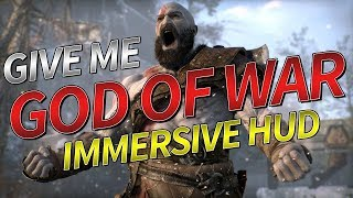 Pain & Suffering - God Of War Immersive Hardmode Gameplay - Lets Play Stream #2
