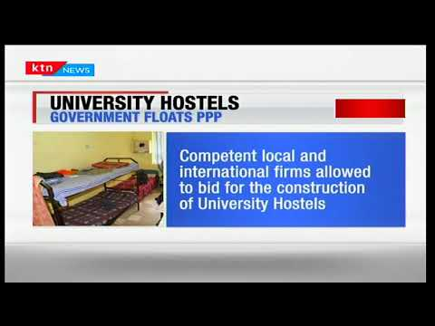 The procurement process of free public university hostel project to commence