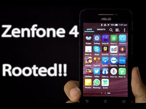 Tutorial Cara Upgrade dan Downgrade ASUS Zenfone 4 Terbaru | Doovi