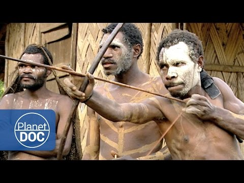 Cannibal Warriors   Tribes & Ethnic Groups - Planet Doc Full Documentaries