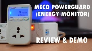 Electricity Usage Monitor / Energy Monitor - Review