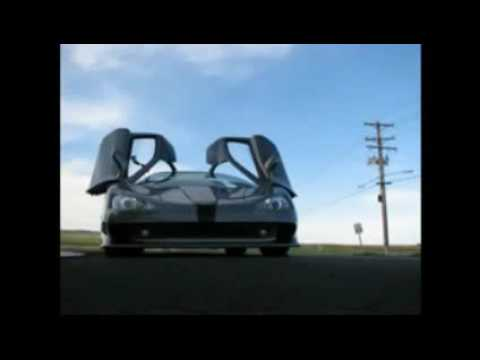 Worlds fastest production car SSC Ultimate Aero TT    412.28 km/h