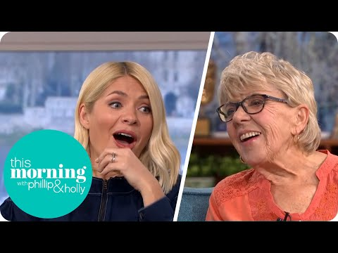80-year-old Reveals Passionate First Night With Egyptian Toyboy | This Morning